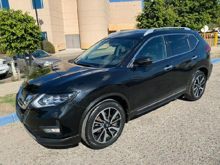 Xtrail exclusive 2018