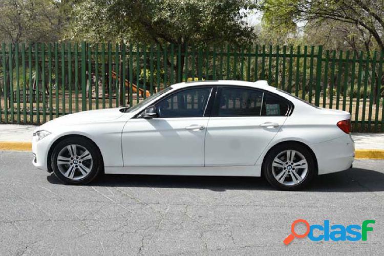 BMW 320i Sport Line 2015 8