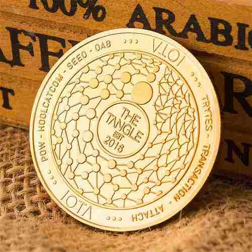1 moneda conmemorativa bitcoin chapada en plata titán