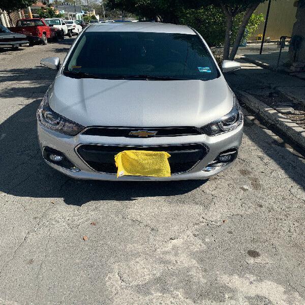 Chevrolet spark ltz 2017