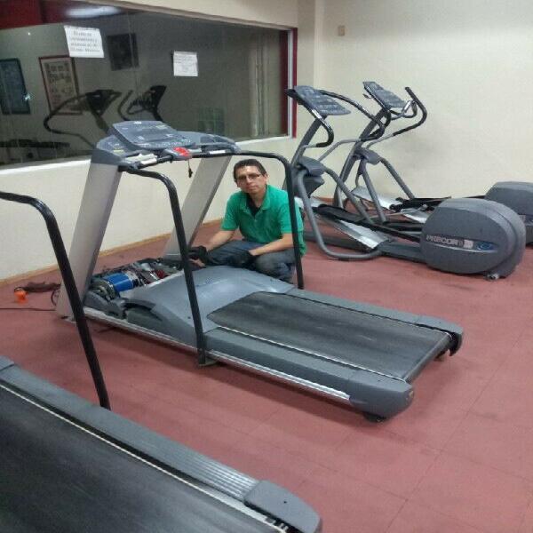 Servicio tecnico caminadoras y equipo de gym fijas elipticas