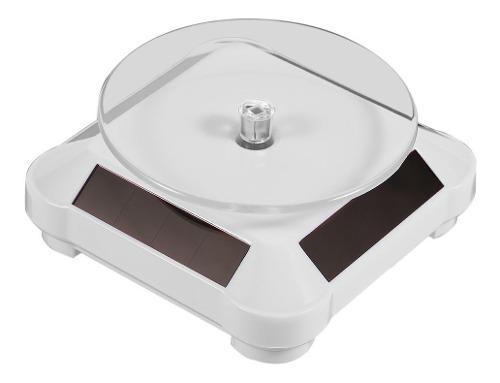 Solar escaparate 360 tocadiscos automática rotary joyas