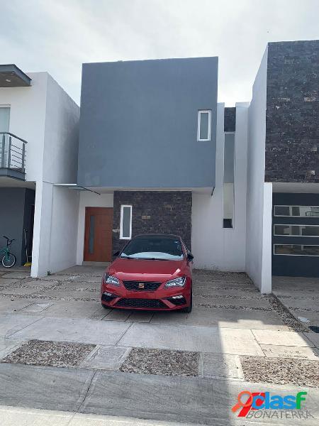 Cib renta casa amueblada para ejecutivos al norte de la ciudad