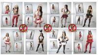 Solicito chicas para modelar lencería y disfraces eróticos