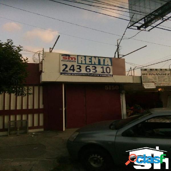 Casa en renta para uso comercial sml-1416a
