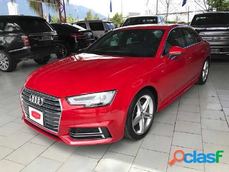 Audi A4 S line 2017