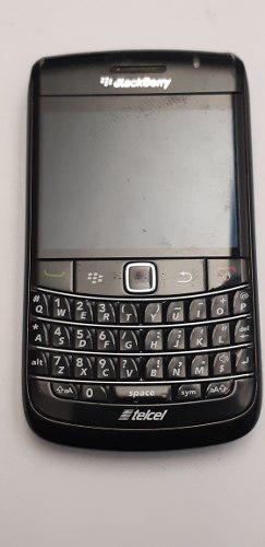Blackberry bold 9780 telcel