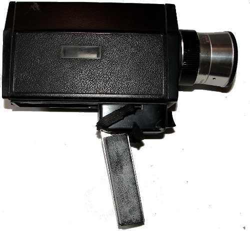 Camara filmadora antigua bell&howell autoload - no envios