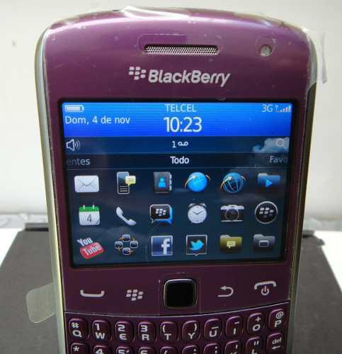 Celular blackberry 9360 (libre) nuev0 + funda