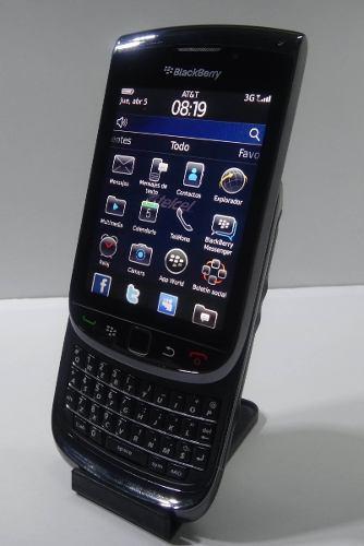 Celular blackberry 9800 vintage (telcel) + funda b.b.