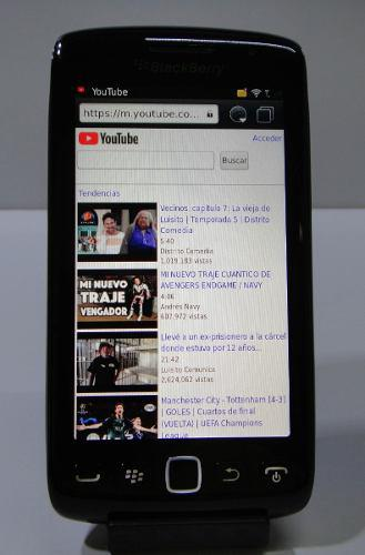 Celular blackberry 9860 (liberado) nuev0 + funda
