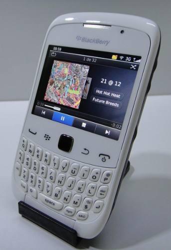 Celular blackberry vintage (liberado) nuev0 + cartera