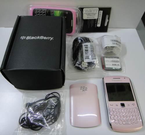 Celular blackberry vintage (telcel) nuev0 + funda