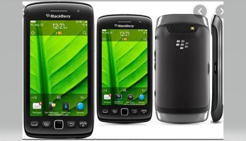 Celular seminuevo, black berry 9380 touch screen 3g, libre
