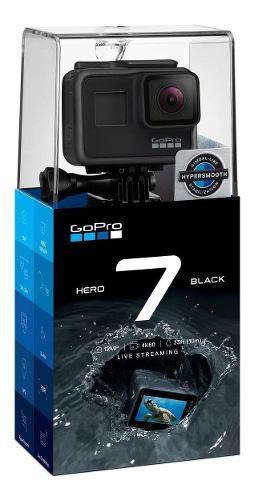 Gopro hero 7 black videocamara deportiva action cam 12mp 4k