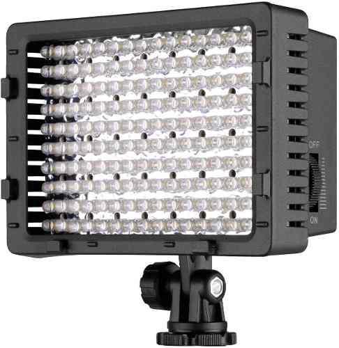 Lampara P Cámara Digital Y Videocámara C Bateria Y