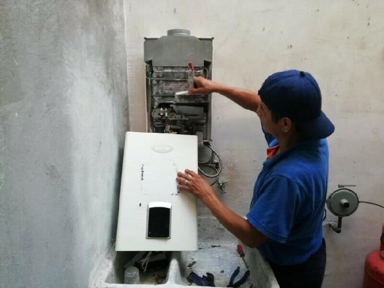 Reparación de calentadores de paso calorex y bosch