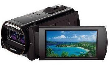 Videocamara sony full hd 3d 64gb hdr-td30v