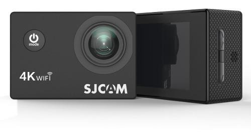 Videocámara de acción sjcam sj4000 air (4k,16 mp,wifi,lcd)