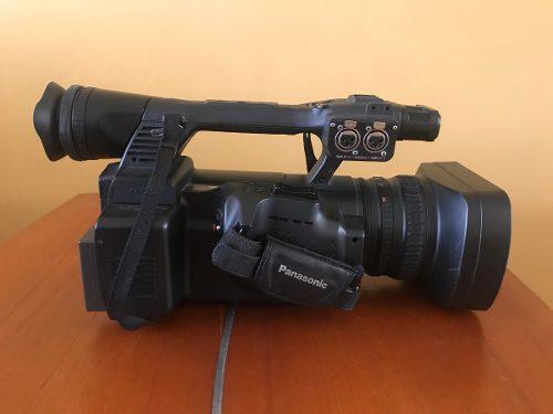 Videocámara panasonic ag-hpx250 camcorder profesional p2