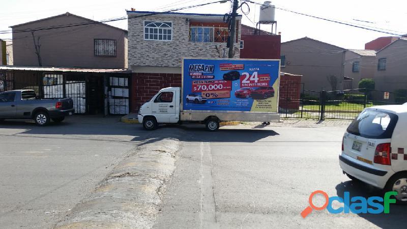 Publicidad exterior a tu alcance, genera gran impacto con nosotros, en Querétaro
