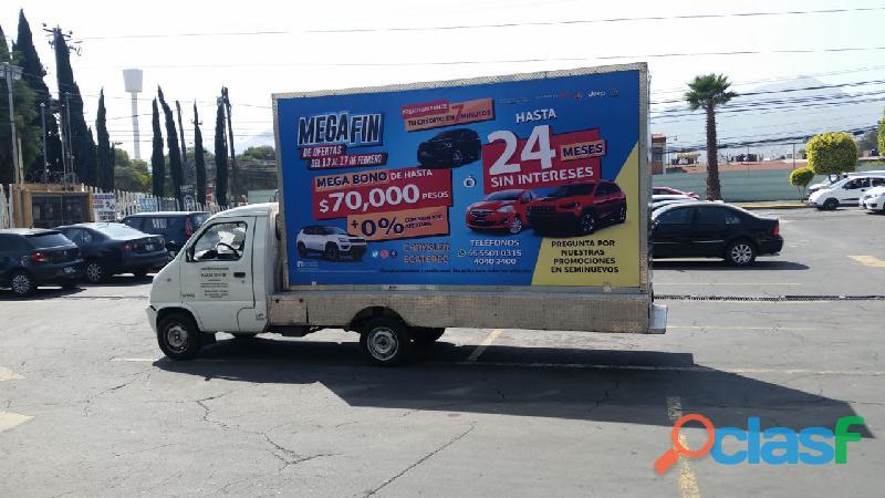 Publicidad exterior a tu alcance, genera gran impacto con nosotros, en Querétaro 4
