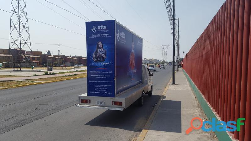 Publicidad exterior a tu alcance, genera gran impacto con nosotros, en Querétaro 3