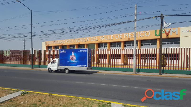 Publicidad exterior a tu alcance, genera gran impacto con nosotros, en Querétaro 2