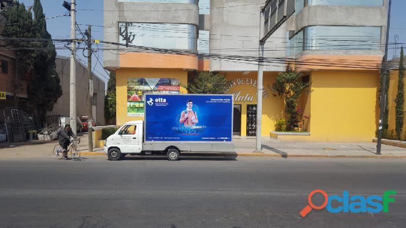 Publicidad exterior a tu alcance, genera gran impacto con nosotros, en Querétaro 1