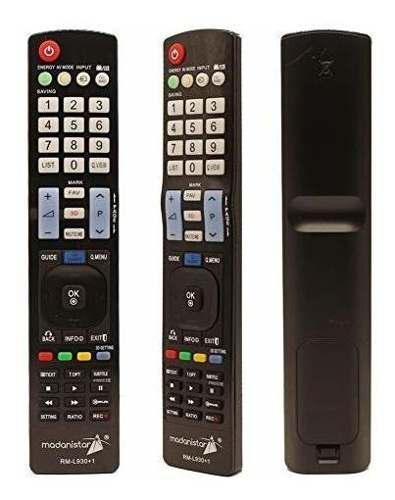 Mando a distancia universal para lg smart 3d led lcd hdtv tv