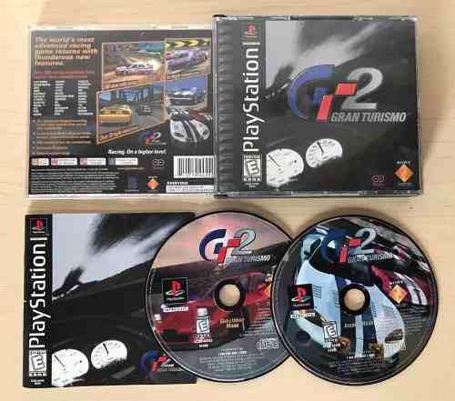 Paquete lote juegos de playstation 1 psx g. turismo 2 y más
