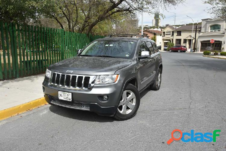 Jeep Grand Cherokee Limited V6 2012