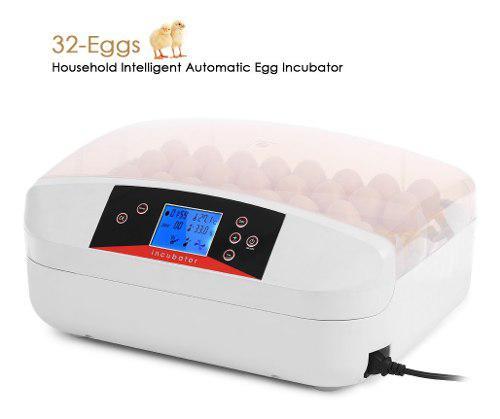 32-eggs - temperatura de incubadora automática de huevos