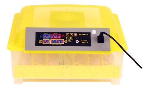 48 huevos de temperatura automática inteligente incubadora