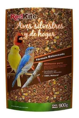 Alimento para aves silvestres de 900 gramos redkite