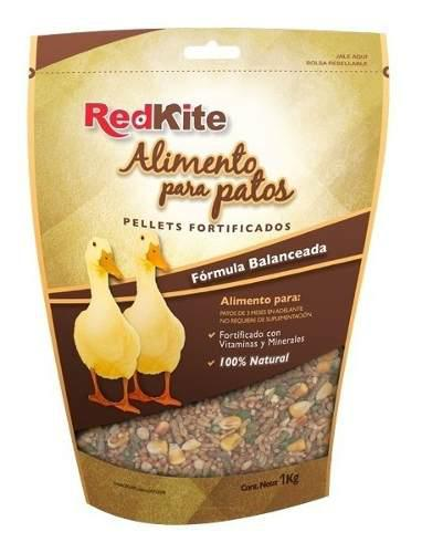 Alimento para patos red kite mezcla balanceada 1 kg