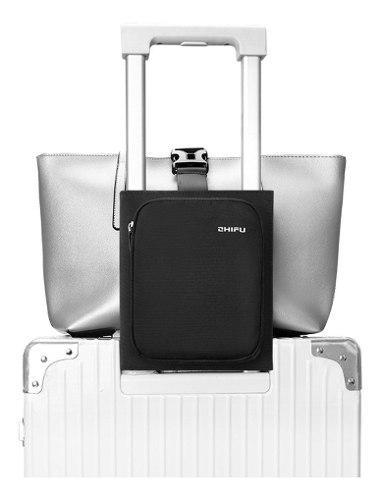 Bolsa de almacenamiento de viaje correas de equipaje fijo bo
