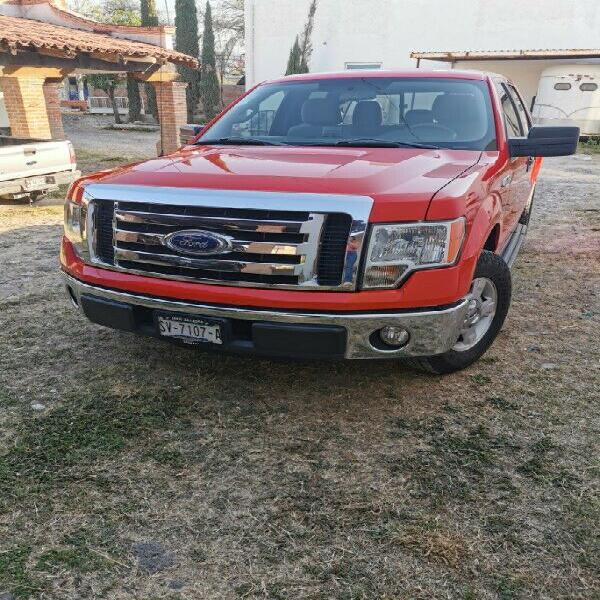 Ford lobo 2011 doble cabina 4 x 2 todo pagado