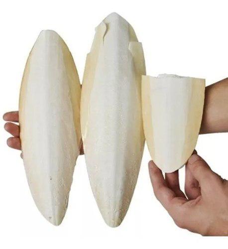 Hueso De Jibia Para Aves 5-8cm Alamazonas (1kg Trozos) Envio