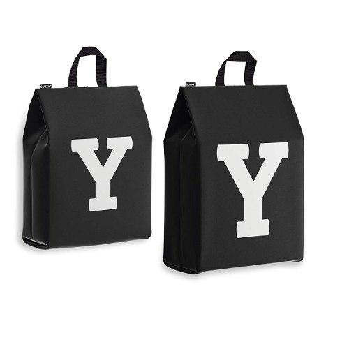 Personalizado inicial viajes zapato bolsa (4 paquete) para