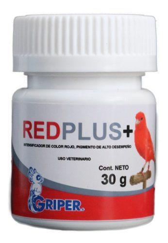 Redplus+ 30 g (cantaxantina al 10%) pigmento rojo para