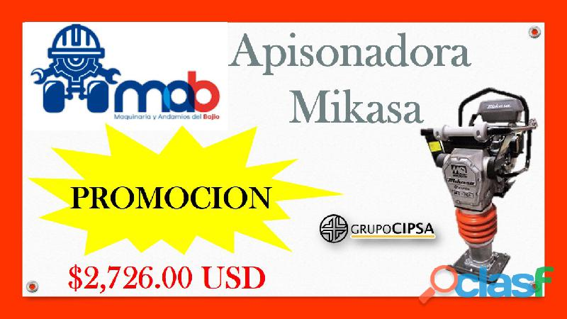 APISONADORA MIKASA