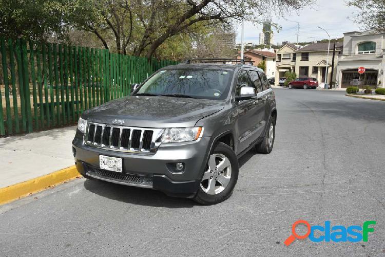 Jeep Grand Cherokee Limited V6 2012