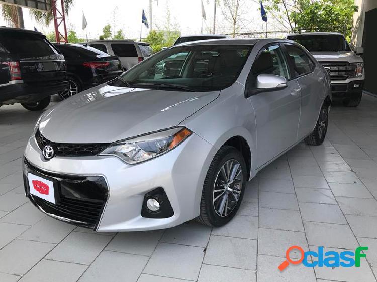 Toyota Corolla S 2016