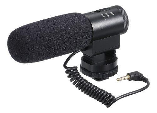 Mic-03 videocámara micrófono fotografía al aire libre mic