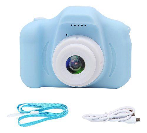 Mini cámara digital x2 para niños videocámaras