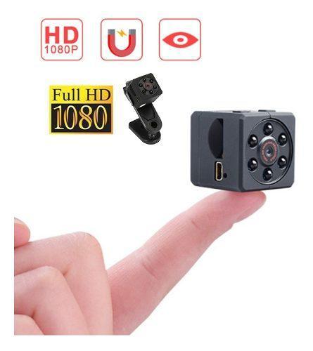 Mini cámara hd 1080p videocámara de visión nocturna