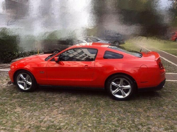 Mustang gt 2012 v8 5.0