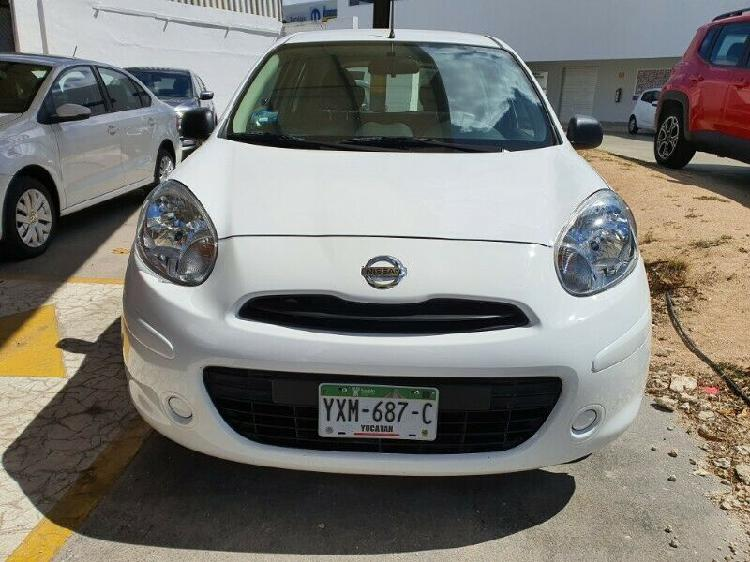 Nissan march active abs