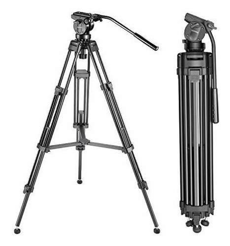 Trípode videocámara ajustable fotografia video tecnologias